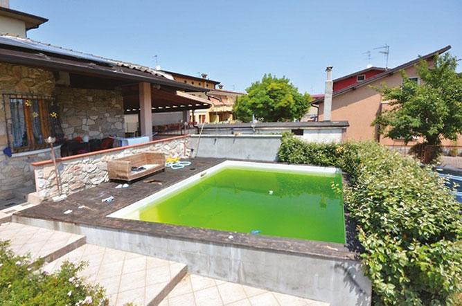 abbatti i costi di mantenimento della piscina piscine